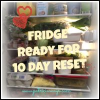 How to do a completely reset for your body